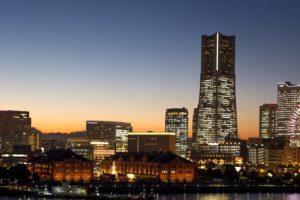 Yokohama Skyline. Image: Ryusuke Oono