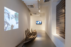 "Zai Kuning, ""Riau"" (2003). Digital video, 29:45 minutes. Collection of Ota Fine Arts, Singapore. Courtesy NUS Museum."