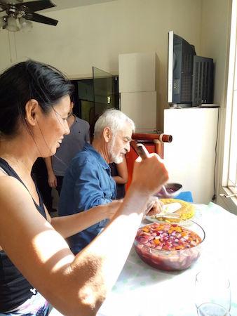 "Antonio and Daphne of ""Living Flamenco"" facilitated by Jeffrey Tan"