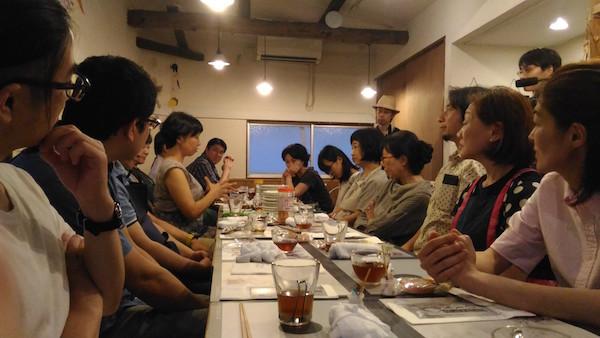 Talk by the director Shirotama Hitsujiya