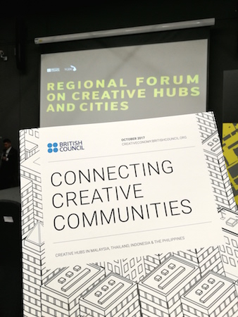 Regional Forum on Creative Hubs
