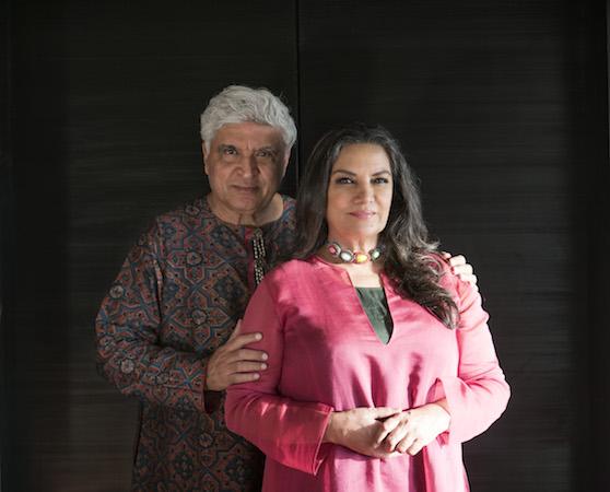 SIFA 2018 Shabana Azmi Javed Akhtar