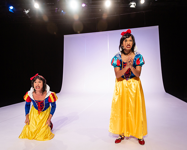 "Eisa Jocson and Russ Ligtas in ""Princess""."