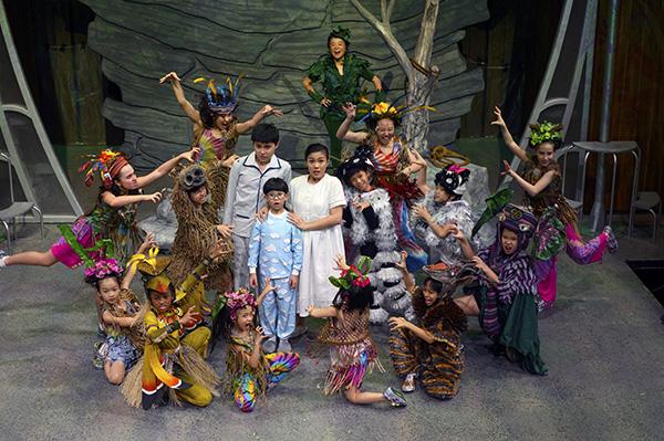 Peter Pan in Serangoon Gardens by Wild Rice