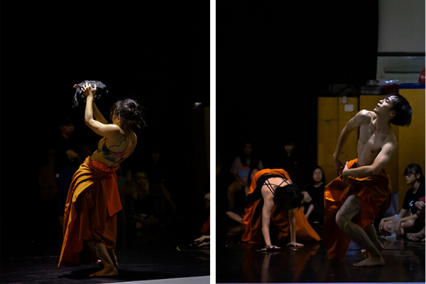 PheNoumenon by T.H.E Dance Company