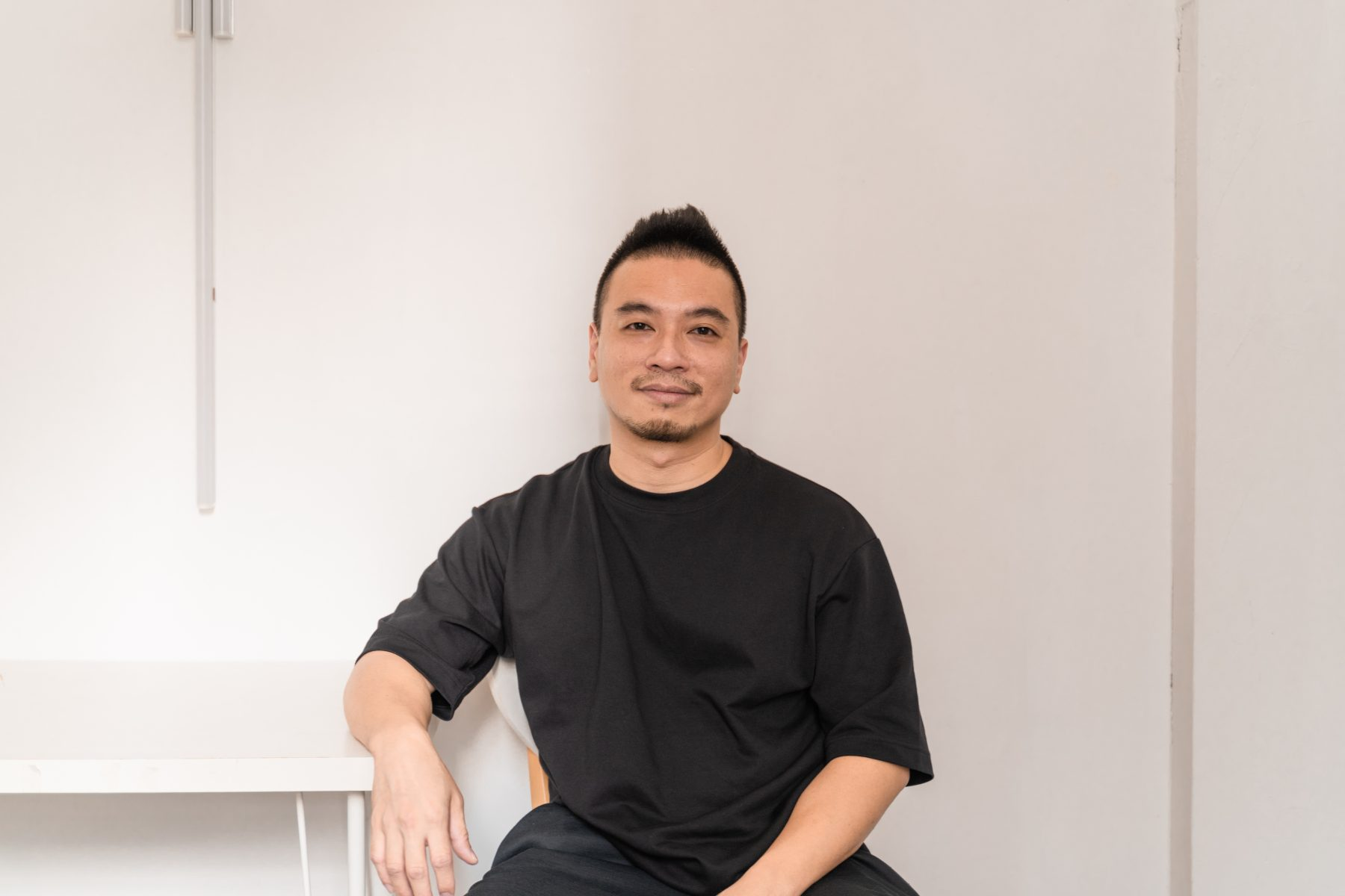Quck Zhong Yi is the installation designer for The Bottled City.