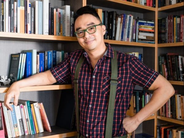 Jason Wee is the artistic director of Textures 2021 and curated The Bottled City.